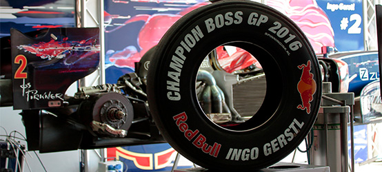 Mit Vollgas gewonnen: Ingo Gerstl wird Boss GP 2016 Open Champion