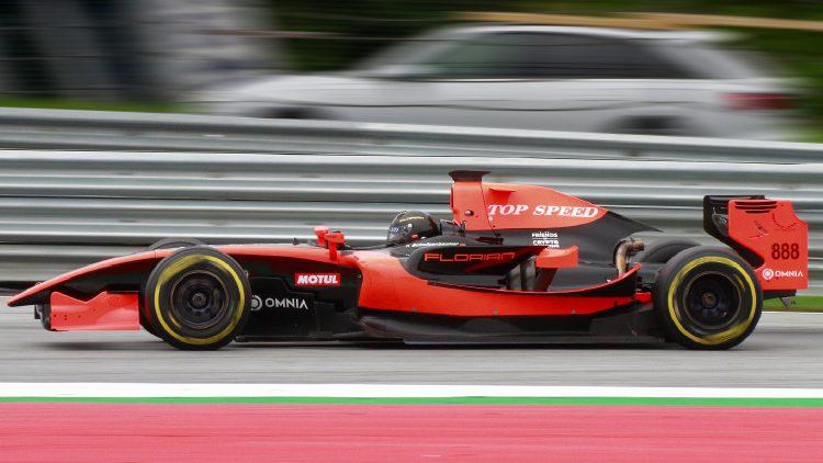 Top-Speed holt beide Titel